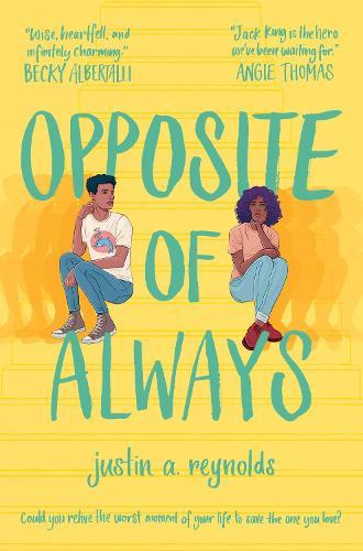 Opposite of Always (Paperback)