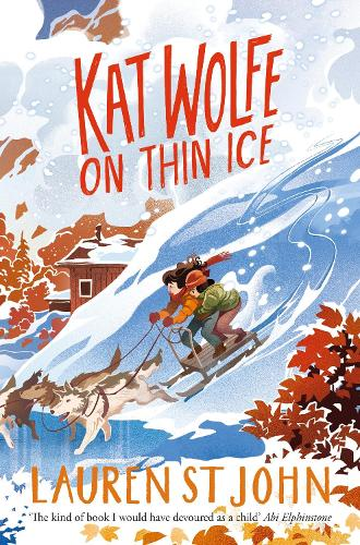 Kat Wolfe on Thin Ice - Wolfe & Lamb (Paperback)