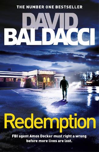 Redemption - Amos Decker series (Hardback)