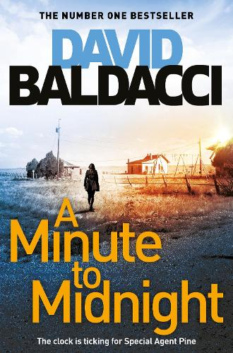 A Minute to Midnight - Atlee Pine series (Paperback)