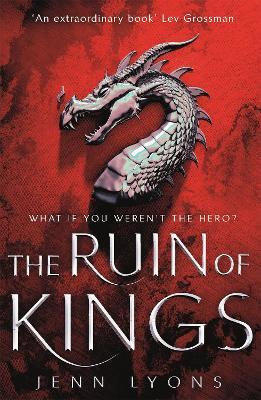 The Ruin of Kings - A Chorus of Dragons (Hardback)