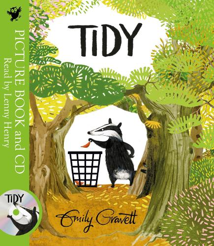 Tidy: Book and CD Pack