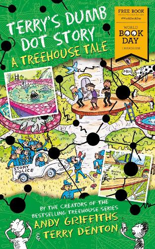 Terry's Dumb Dot Story: A Treehouse Tale (World Book Day 2018) (Paperback)