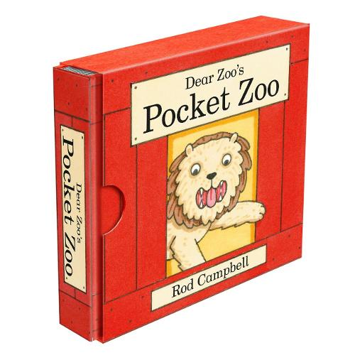 Dear Zoo's Pocket Zoo (Hardback)