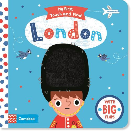 London - My First Touch and Find (Board book)