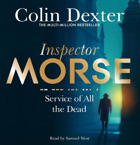 Service of All the Dead - Inspector Morse Mysteries (CD-Audio)