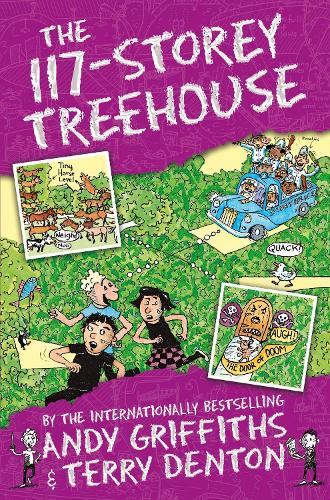 The 117-Storey Treehouse - The Treehouse Series (Paperback)