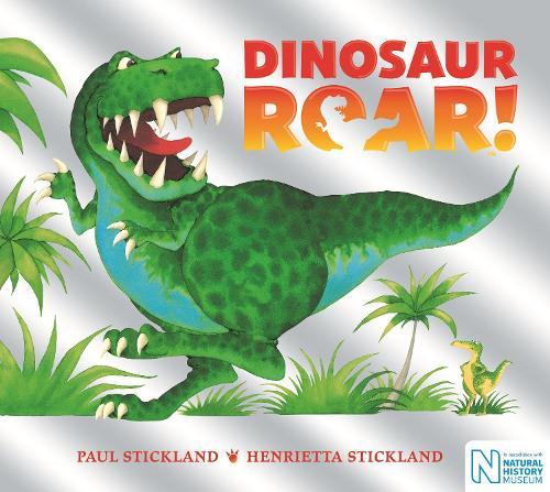 Dinosaur Roar! 25th Anniversary Edition (Paperback)