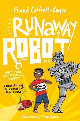 Runaway Robot (Paperback)