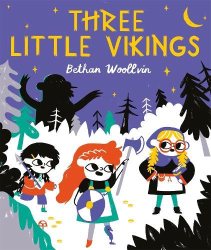 Three Little Vikings (Paperback)