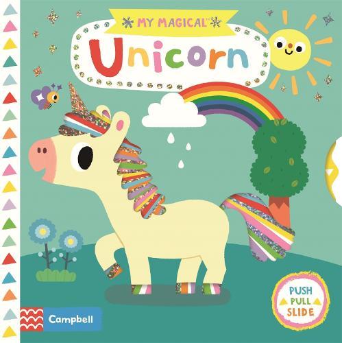 My Magical Unicorn - My Magical (Board book)