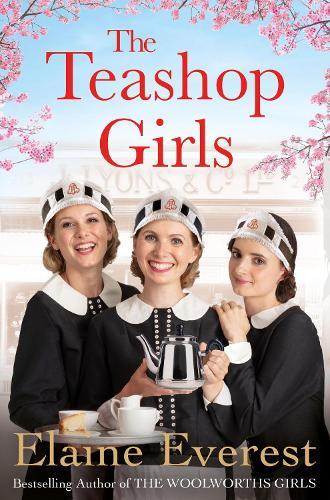 The Teashop Girls (Paperback)