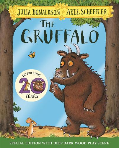 The Gruffalo 20th Anniversary Edition - The Gruffalo (Paperback)