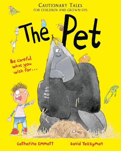 The Pet: Cautionary Tales for Children and Grown-ups (Paperback)