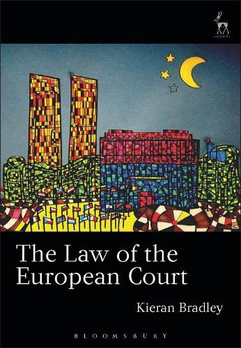 The Law of the European Court (Paperback)