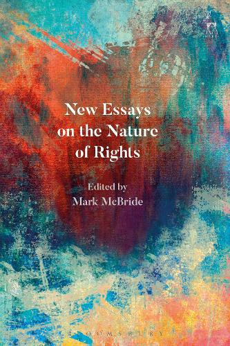New Essays on the Nature of Rights (Hardback)