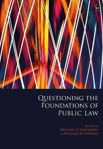 Questioning the Foundations of Public Law (Hardback)