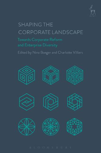 Shaping the Corporate Landscape: Towards Corporate Reform and Enterprise Diversity (Hardback)