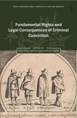 Fundamental Rights and Legal Consequences of Criminal Conviction - Onati International Series in Law and Society (Hardback)