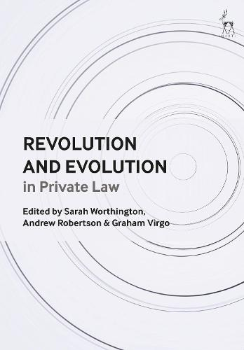 Revolution and Evolution in Private Law (Paperback)