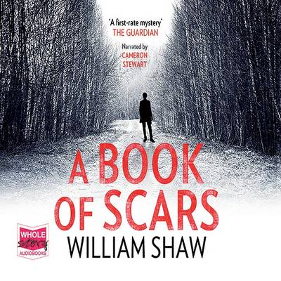 A Book of Scars (CD-Audio)