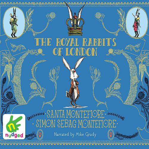 The Royal Rabbits of London (CD-Audio)