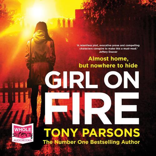 Girl on Fire (CD-Audio)