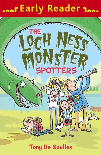 Early Reader: The Loch Ness Monster Spotters - Early Reader (Paperback)
