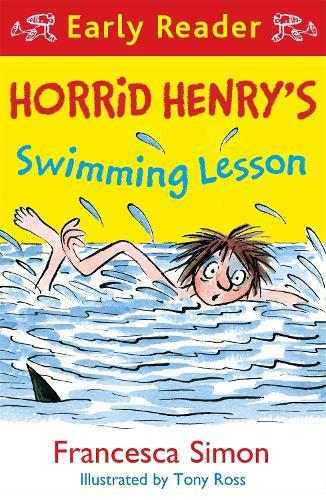 Horrid Henry Early Reader: Horrid Henry's Swimming Lesson - Horrid Henry Early Reader (Paperback)