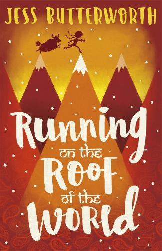 Running on the Roof of the World (Paperback)