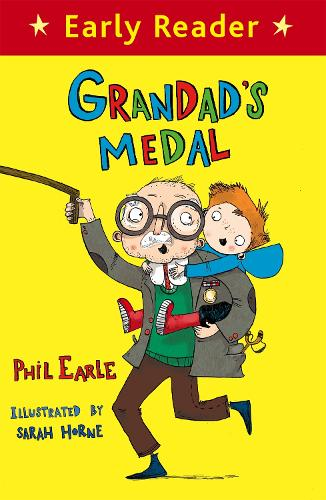 Early Reader: Grandad's Medal - Early Reader (Paperback)