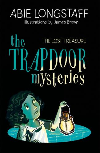 The Trapdoor Mysteries: The Lost Treasure - The Trapdoor Mysteries (Paperback)