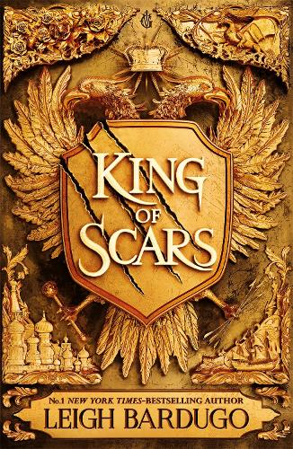 King of Scars (Paperback)