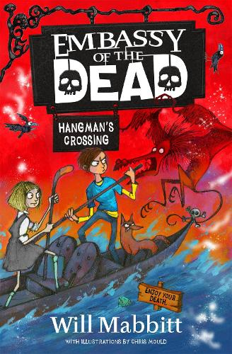 Embassy of the Dead: Hangman's Crossing: Book 2 - Embassy of the Dead (Paperback)