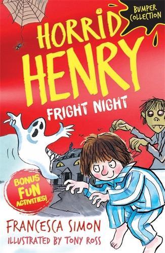 Horrid Henry: Fright Night - Horrid Henry (Paperback)