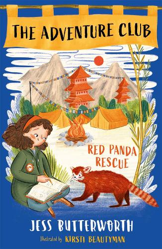 The Adventure Club: Red Panda Rescue - The Adventure Club (Paperback)