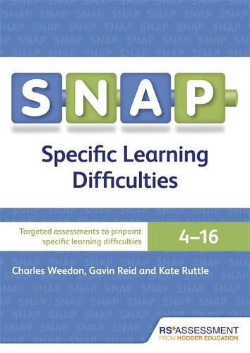 SNAP SPLD User's Handbook (Special Needs Assessment Profile) V4 (Paperback)