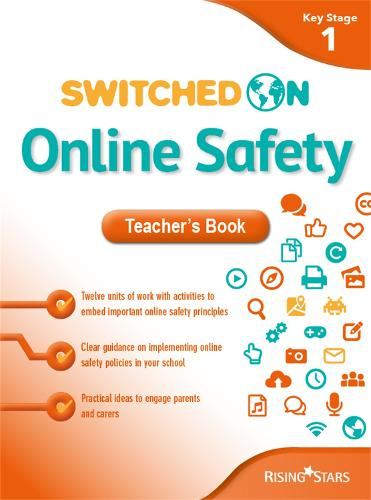 Switched on Online Safety Key Stage 1 (Paperback)
