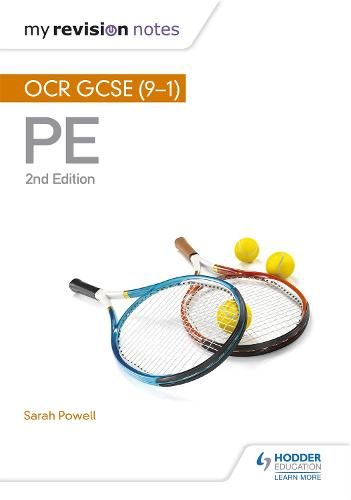 My Revision Notes: OCR GCSE (9-1) PE 2nd Edition (Paperback)