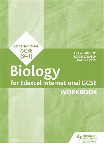 Edexcel International GCSE Biology Workbook (Paperback)