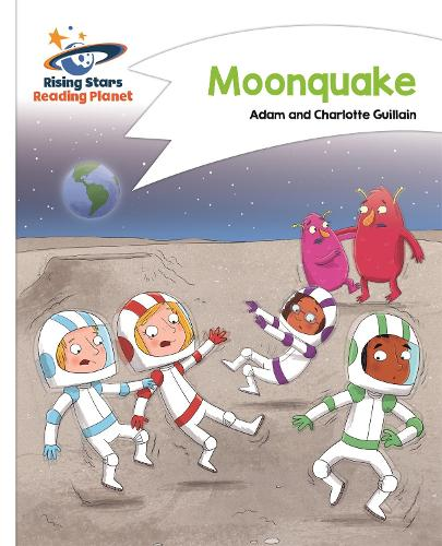 Reading Planet - Moonquake - White: Comet Street Kids - Rising Stars Reading Planet (Paperback)