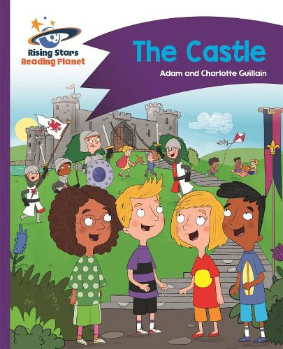 Reading Planet - The Castle - Purple: Comet Street Kids - Rising Stars Reading Planet (Paperback)