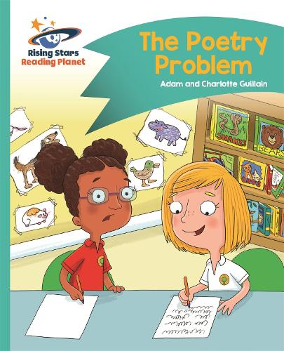 Reading Planet - The Poetry Problem - Turquoise: Comet Street Kids - Rising Stars Reading Planet (Paperback)