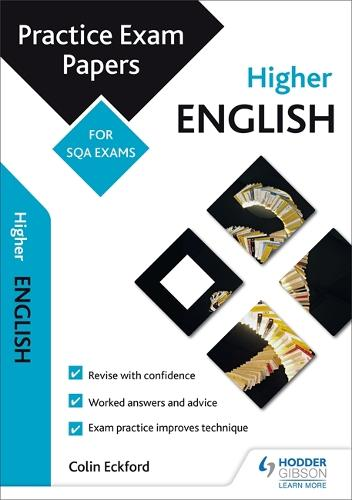Higher English: Practice Papers for SQA Exams - Scottish Practice Exam Papers (Paperback)