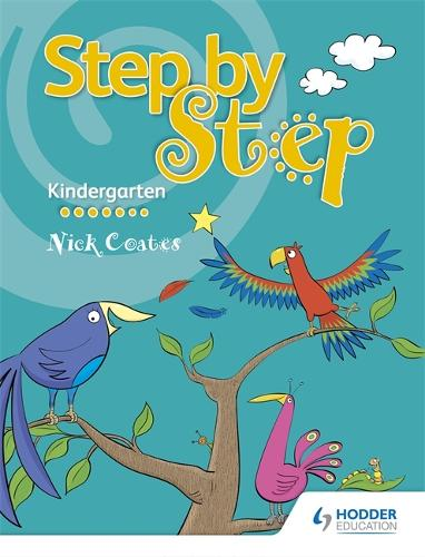 Step by Step Kindergarten Book (Paperback)