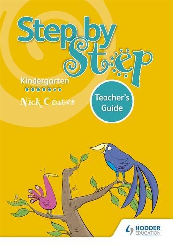 Step by Step K Teacher's Guide (Paperback)