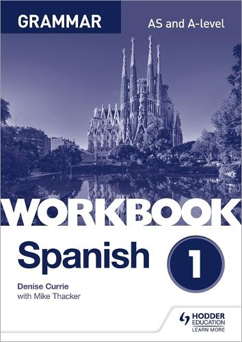 Spanish A-level Grammar Workbook 1 (Paperback)