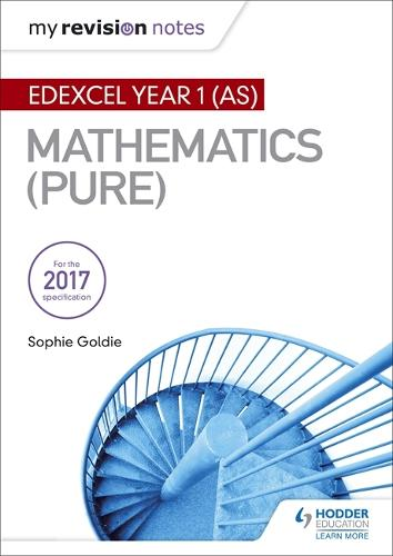 My Revision Notes: Edexcel Year 1 (AS) Maths (Pure) (Paperback)