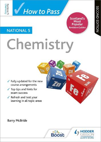 How to Pass National 5 Chemistry: Second Edition (Paperback)