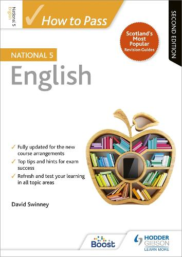 How to Pass National 5 English: Second Edition (Paperback)